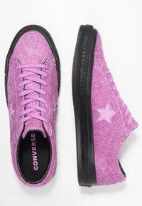 Converse - ONE STAR - Sneakers - fuchsia glow - 1