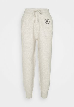 VENISE - Tracksuit bottoms - gris chiné
