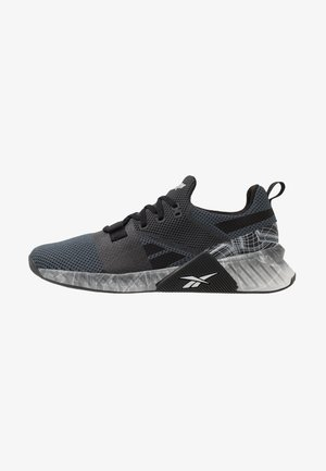 FLASHFILM TRAIN 2.0 - Trainings-/Fitnessschuh - black