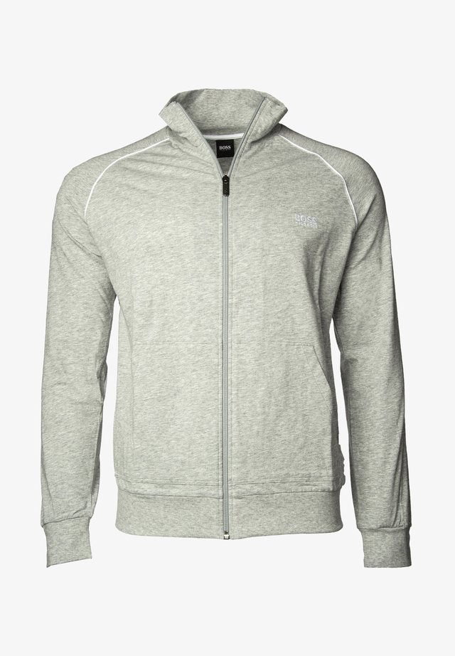 Training jacket - pastelgrau