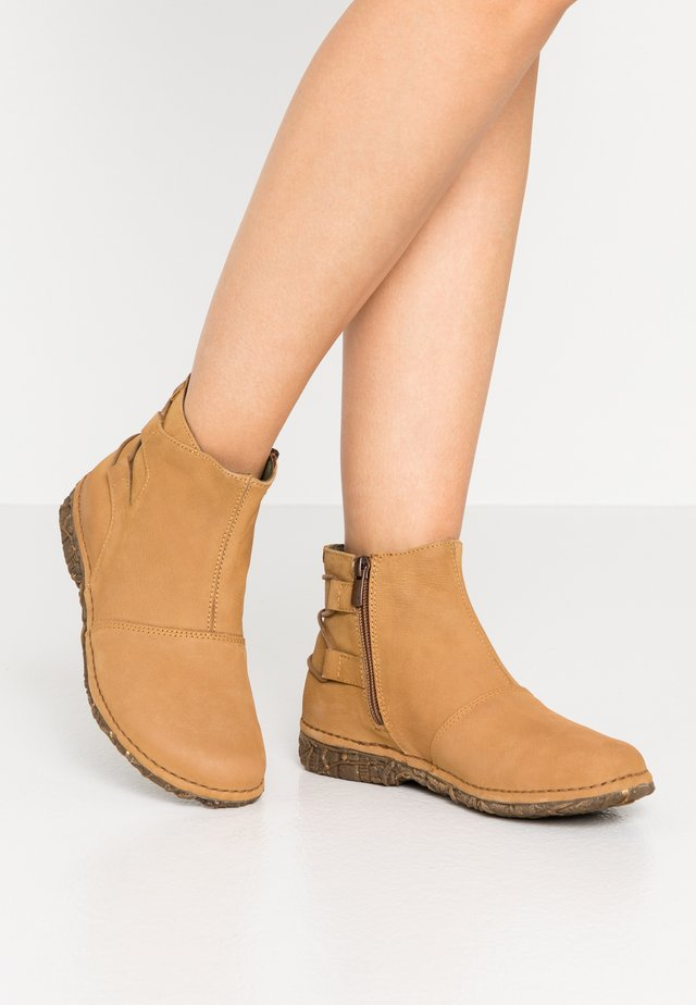 ANGKOR - Ankle boots - pleasant camel