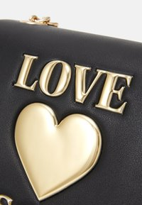Love Moschino - BORSA - Across body bag - black - 5