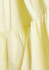 EDITED - CYBIL DRESS - Day dress - gelb - 2