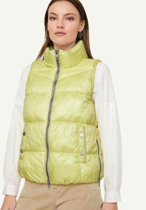 Waistcoat - light yellow