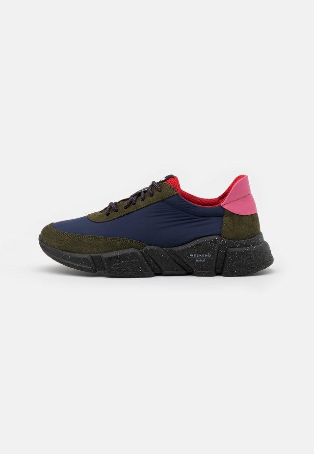 CIGNO - Sneakers basse - ultramarine