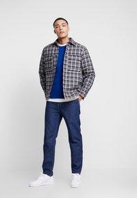 Weekday - SACK RINSE - Jeans Straight Leg - blue - 1