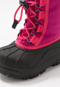 Sorel - YOUTH CUMBERLAND - Zimní obuv - deep blush - 2