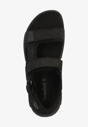 Walking sandals - black 0151