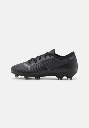 ULTRA 2.1 FG/AG JR UNISEX - Moulded stud football boots - black