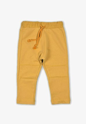 Tracksuit bottoms - mustard yellow