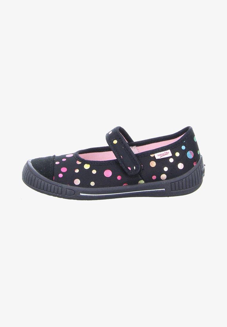Superfit - BELLA - Domácí obuv - schwarz