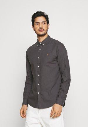 BREWER SHIRT - Skjorter - farah grey