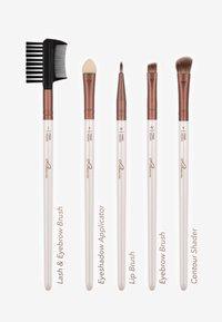 Luvia Cosmetics - BRUSH SET - Zestaw pędzli do makijażu - prime vegan - 3