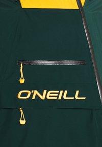 O'Neill - PSYCHO TECH ANORAK - Snowboard jacket - panderosa pine - 9