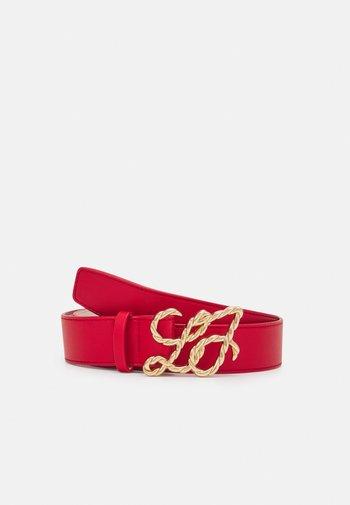 CINTURA - Belt - true red
