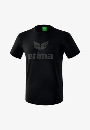 T-Shirt print - schwarzgrau