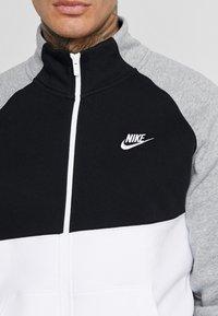 Nike Sportswear - SUIT SET - Chándal - dark grey heather/black/white - 5