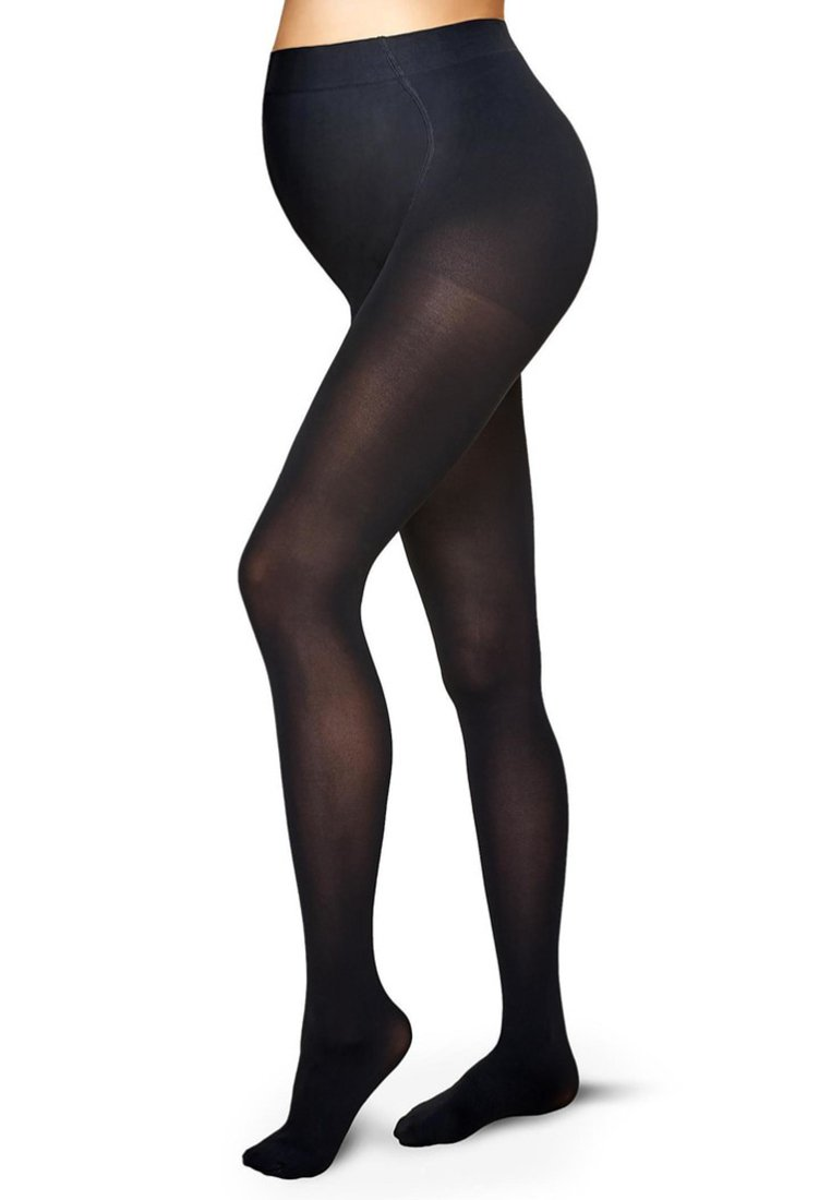 Calzedonia - SCHWANGERSCHAFTS-STRUMPFHOSE 60 DENIER - Tights - black