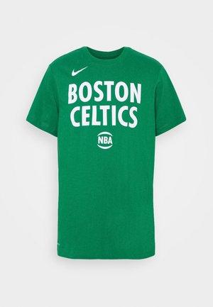 NBA BOSTON CELTICS CITY EDITION DRY TEE - Pelipaita - clover