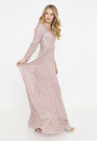 BEAUUT - Robe de cocktail - frosted pink - 1