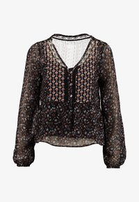 Hollister Co. - FASHION - Blouse - black mix - 3