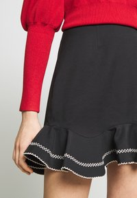CMEO COLLECTIVE - AFFINITY SKIRT - A-line skirt - black - 3