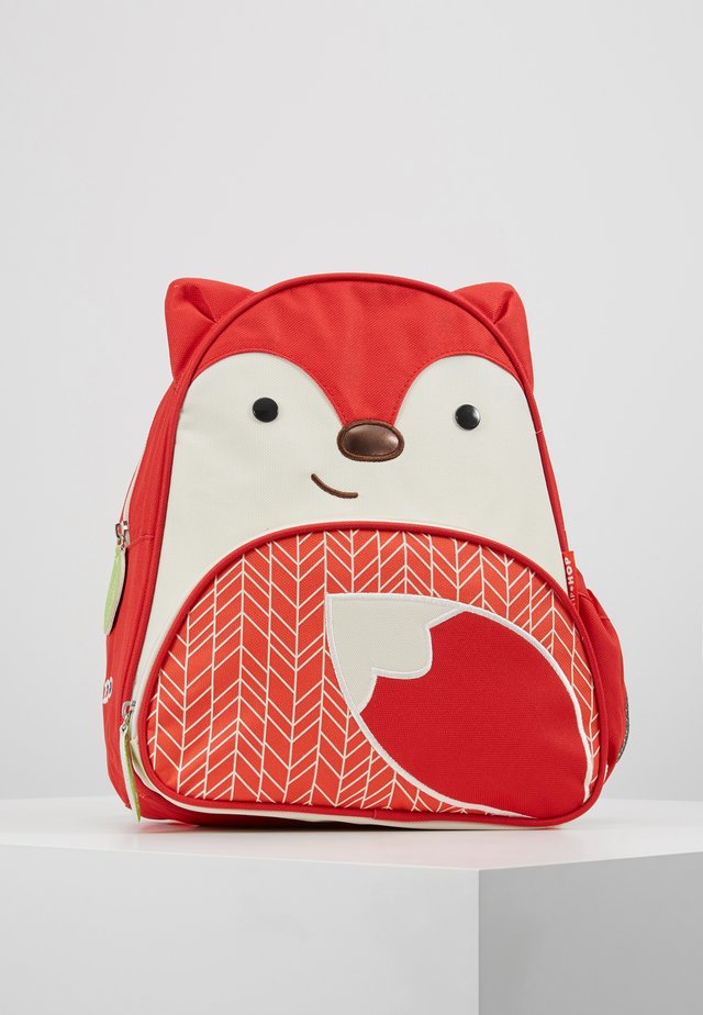 ZOO BACKPACK FOX - Ryggsekk - orange