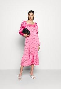 Cras - PILCRAS DRESS - Vapaa-ajan mekko - pink - 1
