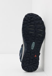 Keen - TERRADORA II OPEN TOE - Walking sandals - navy/light blue - 4