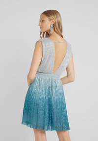 LIU JO - ABITO - Vestito elegante - ocean gard/platino - 2