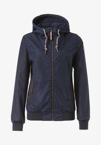 Lakeville Mountain - LYSAJA - Training jacket - black iris - 0