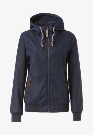 LYSAJA - Training jacket - black iris