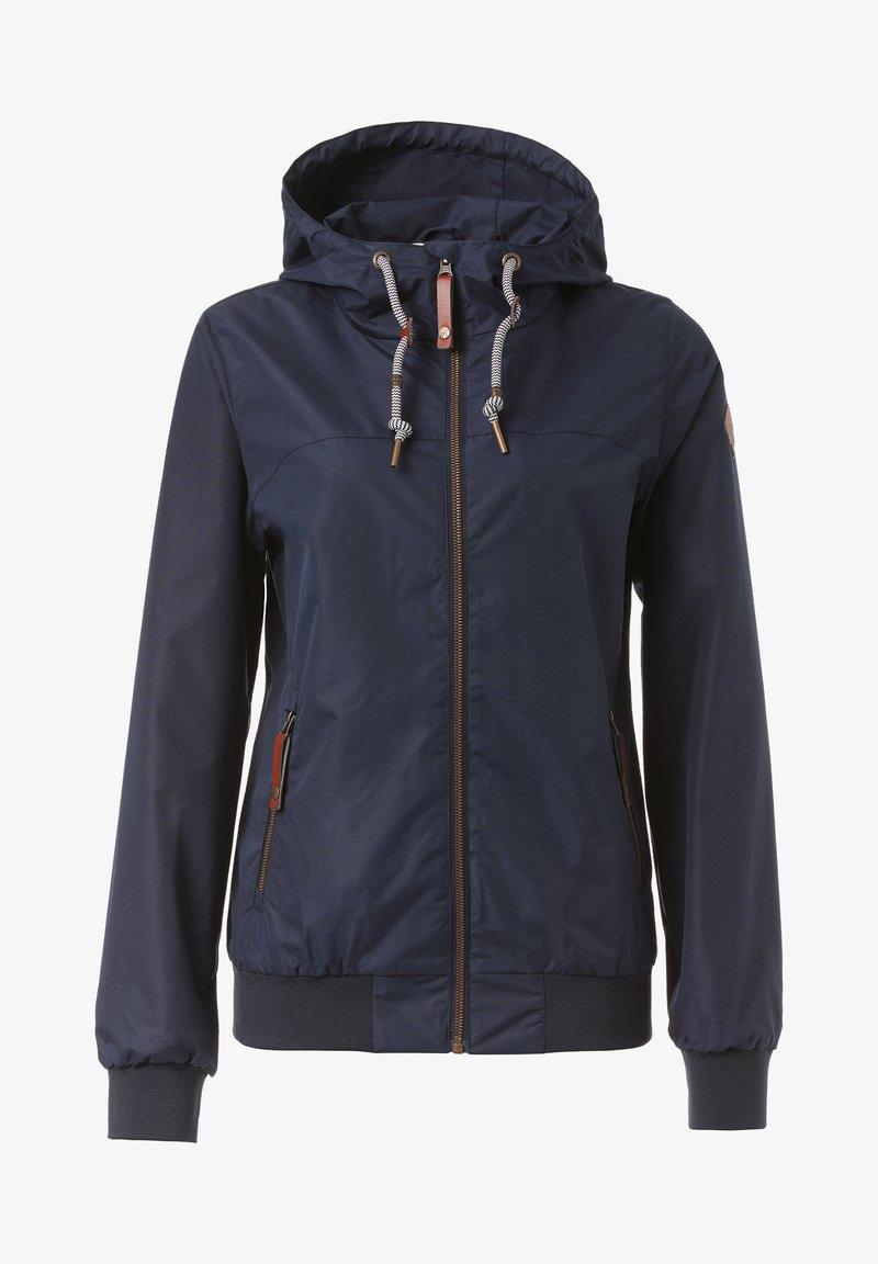 Lakeville Mountain - LYSAJA - Training jacket - black iris