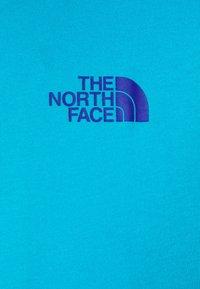 The North Face - FOUNDATION GRAPHIC TEE - Camiseta estampada - meridian blue - 6