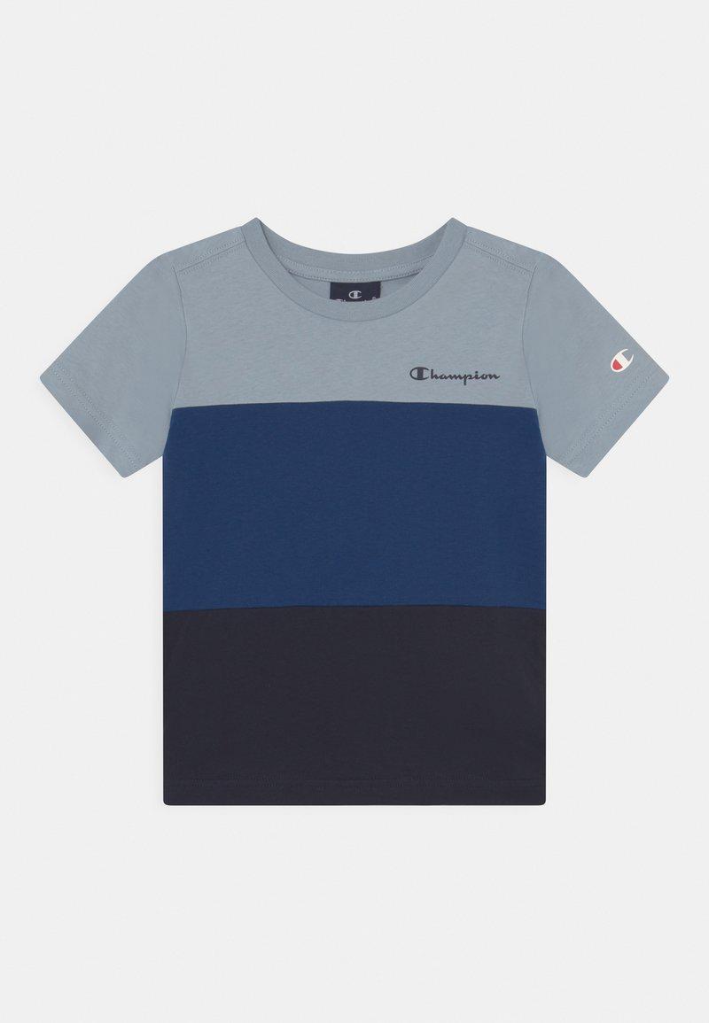 Champion - AMERICAN CLASSICS CREWNECK UNISEX - Triko spotiskem - dark blue