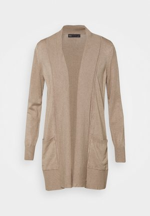 CARD - Cardigan - beige