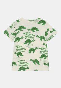 Mini Rodini - TURTLE TEE UNISEX - T-shirt imprimé - green - 1