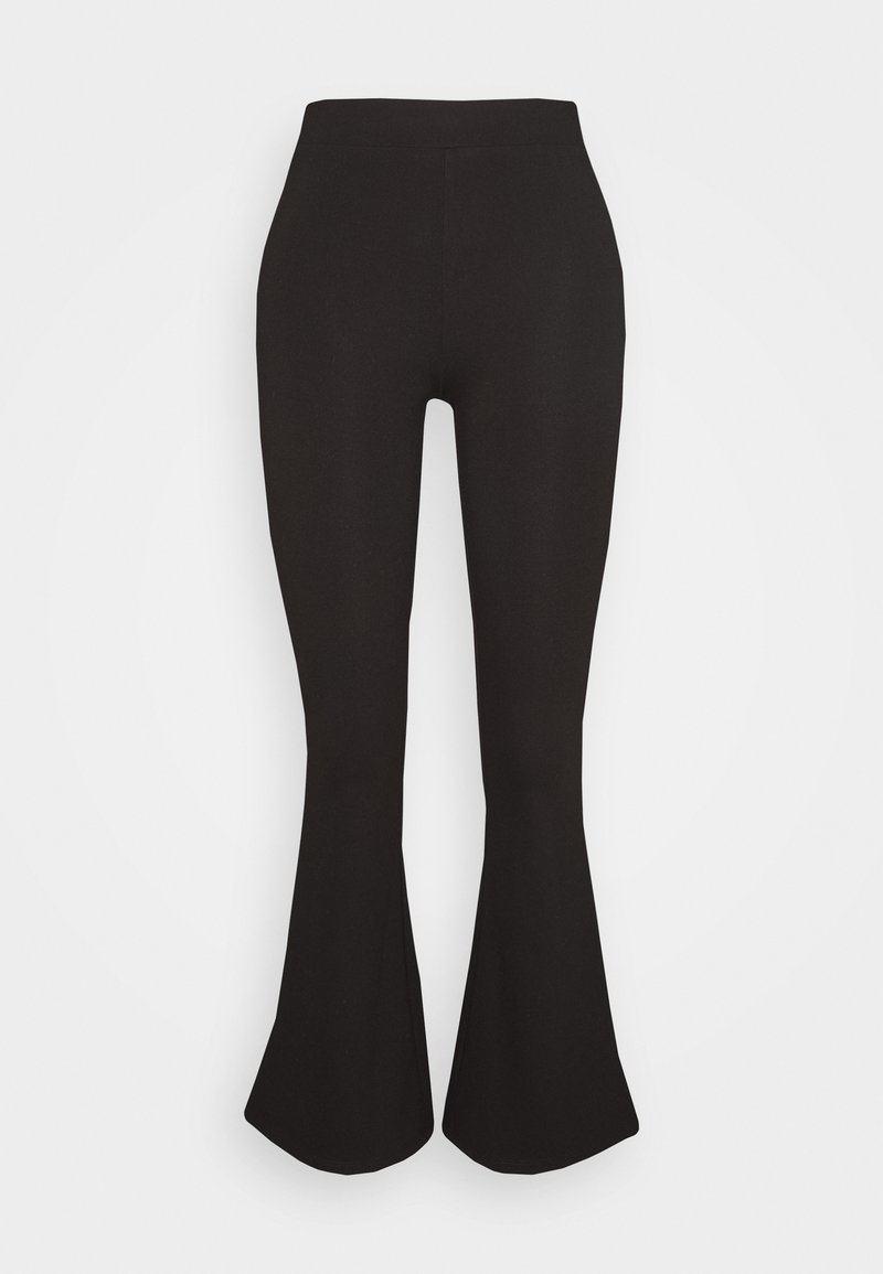 Gina Tricot Petite - PETRA TROUSERS - Kalhoty - black