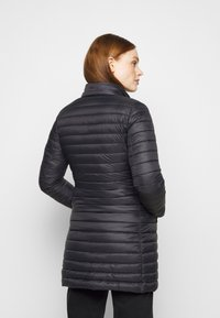 Save the duck - GIGA BRYANNA DETACHABLE HOODED - Winter coat - black - 2
