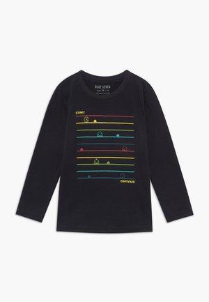 KIDS GAMING - Long sleeved top - nachtblau