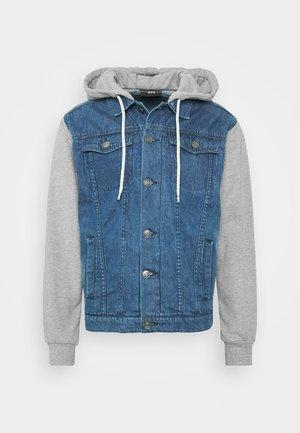 YETO JACKET - Denim jacket - blue