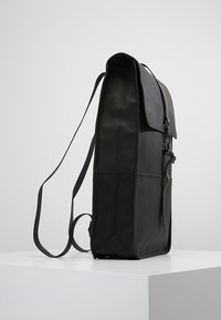 Rains - BACKPACK - Reppu - black - 3