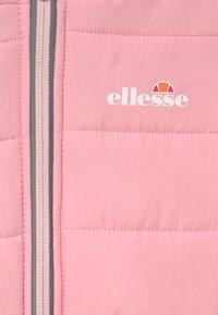 Ellesse - STARS UNISEX - Winterjas - light pink - 2