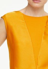 comma - Blouse - saffron - 4