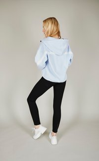 one more story - BASIC  - Zip-up hoodie - arctic ice color - 3