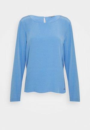 BLOUSE BASIC SOLID - Blouse - bonnet blue