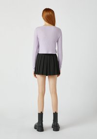 PULL&BEAR - Kardigan - purple - 1