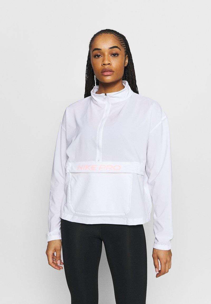 Nike Performance - Training jacket - white
