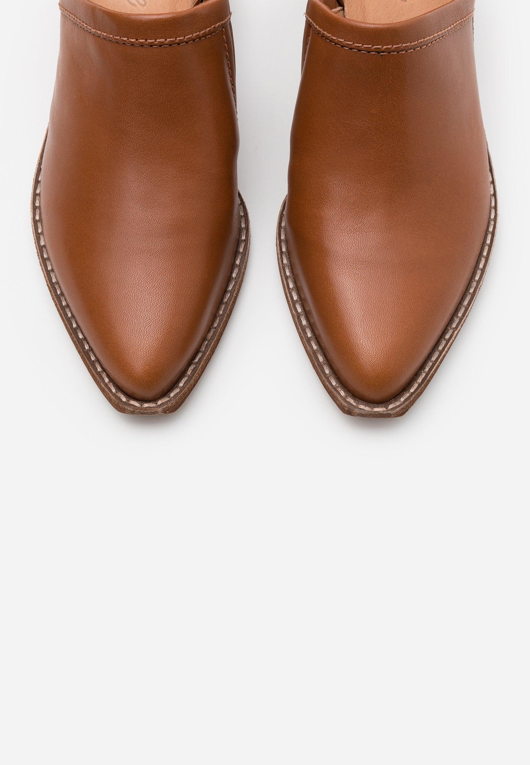 A hoy Madewell BRADY LOWCUT - Tacones - english saddle | Calzado de mujer2020 1VMcz
