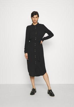 VMSASHA SHIRT DRESS - Shirt dress - black